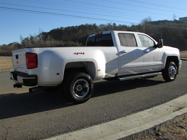 2018 Silverado 3500 Crew Cab 4x4,  Pickup #46078 - photo 6