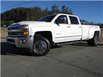 2018 Silverado 3500 Crew Cab 4x4,  Pickup #46078 - photo 3