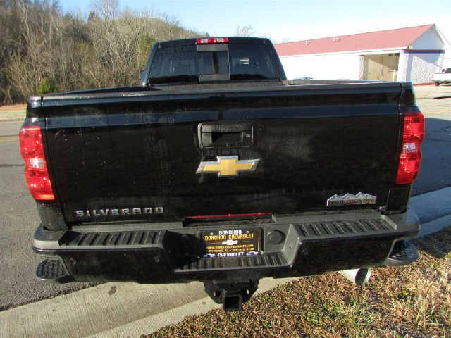 2018 Silverado 3500 Crew Cab 4x4, Pickup #46094 - photo 11