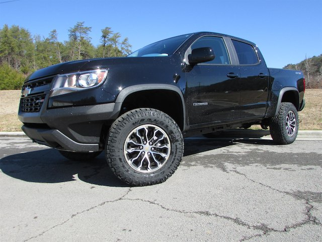 2018 Colorado Crew Cab 4x4, Pickup #46154 - photo 1