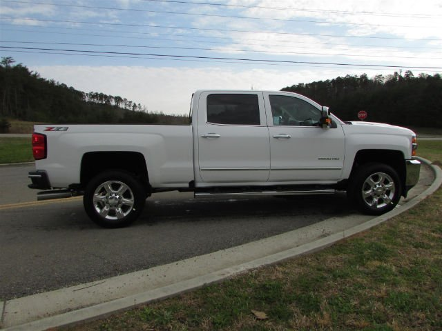 2018 Silverado 2500 Crew Cab 4x4, Pickup #46163 - photo 7