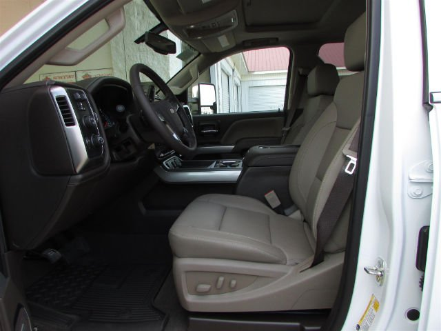 2018 Silverado 2500 Crew Cab 4x4, Pickup #46163 - photo 18