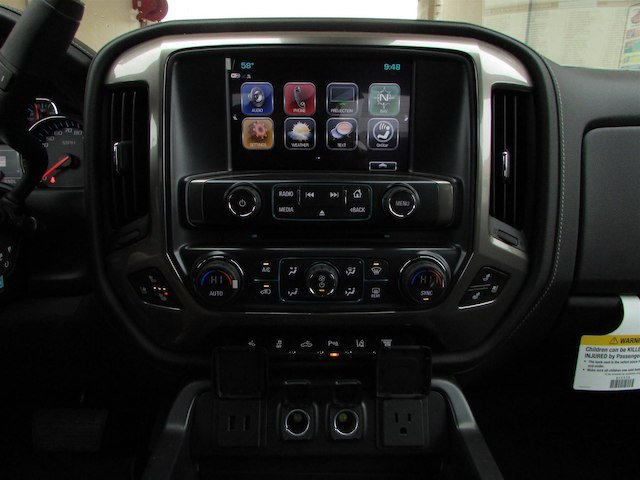 2018 Silverado 2500 Crew Cab 4x4, Pickup #46169 - photo 28