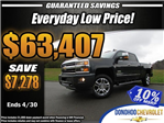 2018 Silverado 2500 Crew Cab 4x4, Pickup #46169 - photo 1