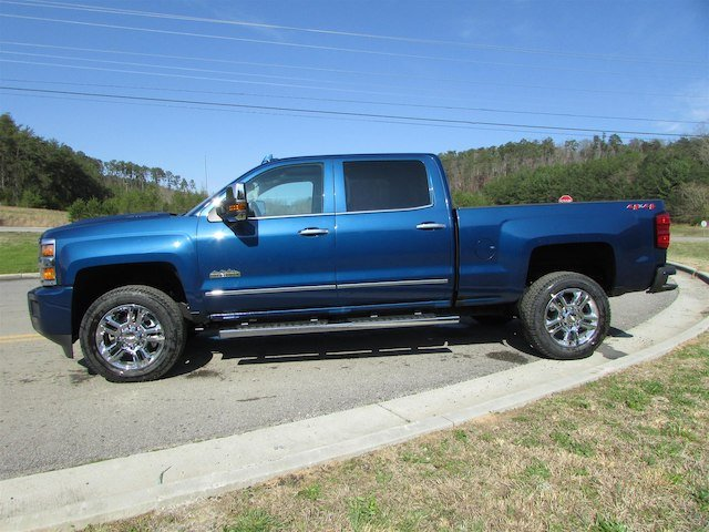 2018 Silverado 2500 Crew Cab 4x4, Pickup #46262 - photo 5