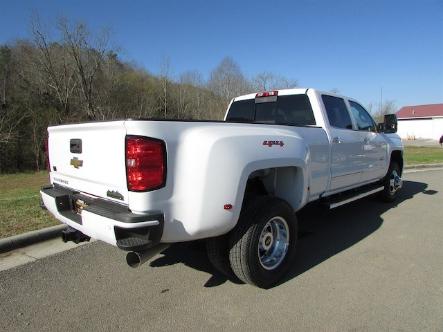 2018 Silverado 3500 Crew Cab 4x4, Pickup #46290 - photo 6