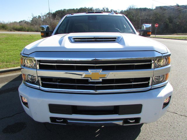 2018 Silverado 3500 Crew Cab 4x4, Pickup #46290 - photo 9