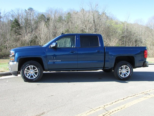 2018 Silverado 1500 Crew Cab, Pickup #46329 - photo 5