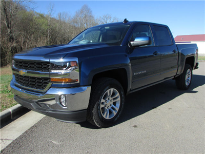 2018 Silverado 1500 Crew Cab, Pickup #46329 - photo 4