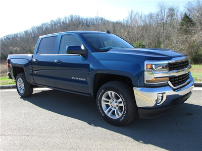 2018 Silverado 1500 Crew Cab, Pickup #46329 - photo 8