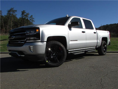 2018 Silverado 1500 Crew Cab 4x4,  Pickup #46331 - photo 2