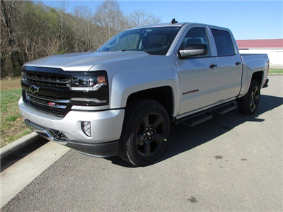 2018 Silverado 1500 Crew Cab 4x4,  Pickup #46331 - photo 3