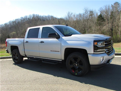 2018 Silverado 1500 Crew Cab 4x4,  Pickup #46331 - photo 7