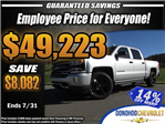 2018 Silverado 1500 Crew Cab 4x4,  Pickup #46331 - photo 37