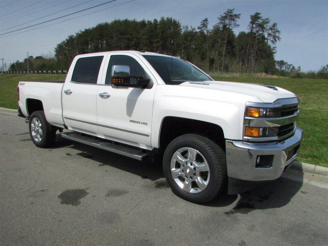 2018 Silverado 2500 Crew Cab 4x4, Pickup #46473 - photo 8