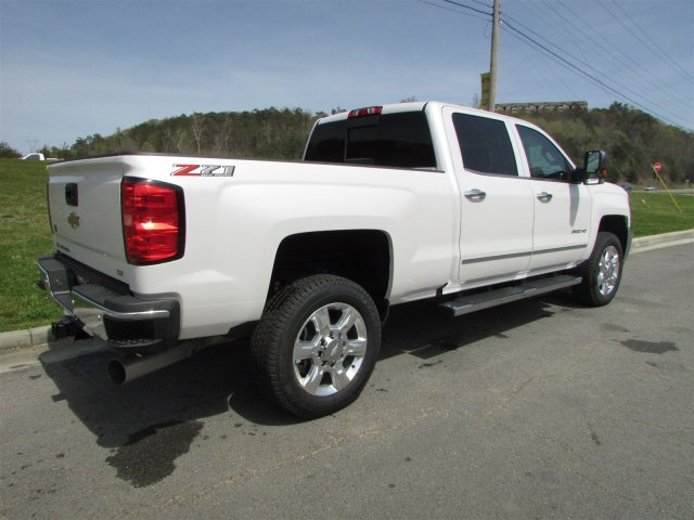 2018 Silverado 2500 Crew Cab 4x4, Pickup #46473 - photo 6
