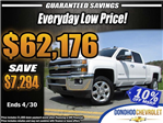 2018 Silverado 2500 Crew Cab 4x4, Pickup #46473 - photo 1