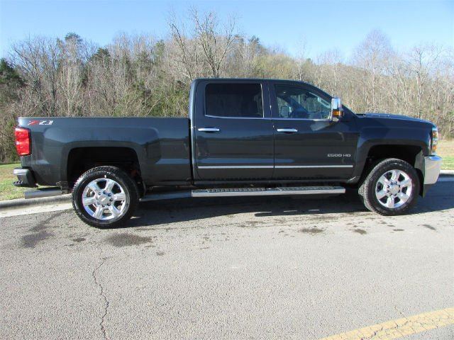 2018 Silverado 2500 Crew Cab 4x4, Pickup #46475 - photo 7