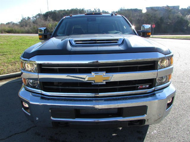 2018 Silverado 2500 Crew Cab 4x4, Pickup #46475 - photo 9