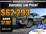 2018 Silverado 2500 Crew Cab 4x4, Pickup #46475 - photo 1