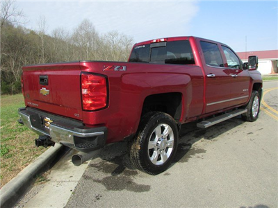 2018 Silverado 2500 Crew Cab 4x4,  Pickup #46516 - photo 5