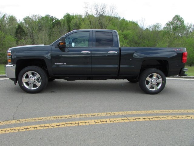 2018 Silverado 2500 Double Cab 4x4,  Pickup #46659 - photo 4