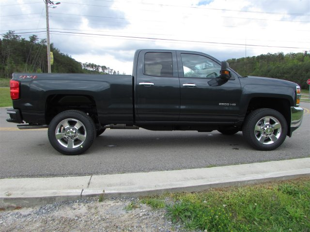 2018 Silverado 2500 Double Cab 4x4,  Pickup #46659 - photo 6
