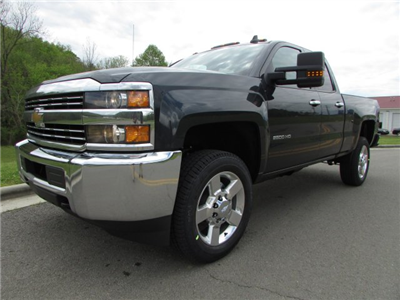 2018 Silverado 2500 Double Cab 4x4,  Pickup #46659 - photo 30