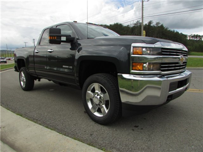 2018 Silverado 2500 Double Cab 4x4,  Pickup #46659 - photo 7