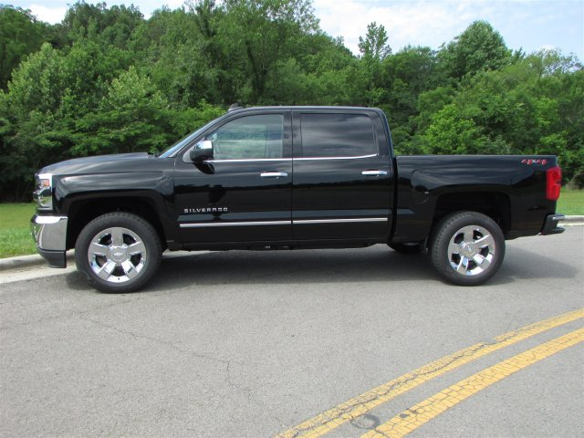 2018 Silverado 1500 Crew Cab 4x4,  Pickup #46795 - photo 4