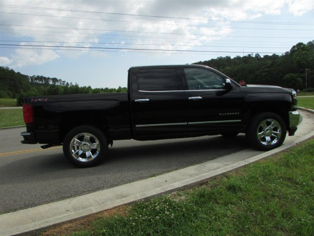 2018 Silverado 1500 Crew Cab 4x4,  Pickup #46795 - photo 6