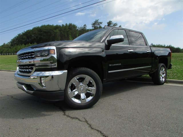 2018 Silverado 1500 Crew Cab 4x4,  Pickup #46795 - photo 1