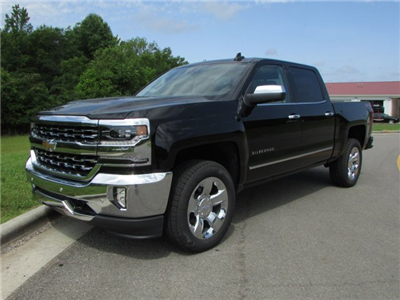 2018 Silverado 1500 Crew Cab 4x4,  Pickup #46795 - photo 3