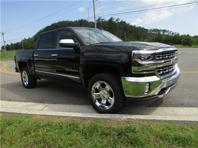 2018 Silverado 1500 Crew Cab 4x4,  Pickup #46795 - photo 7