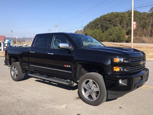 2018 Silverado 2500 Crew Cab 4x4,  Pickup #46883 - photo 7