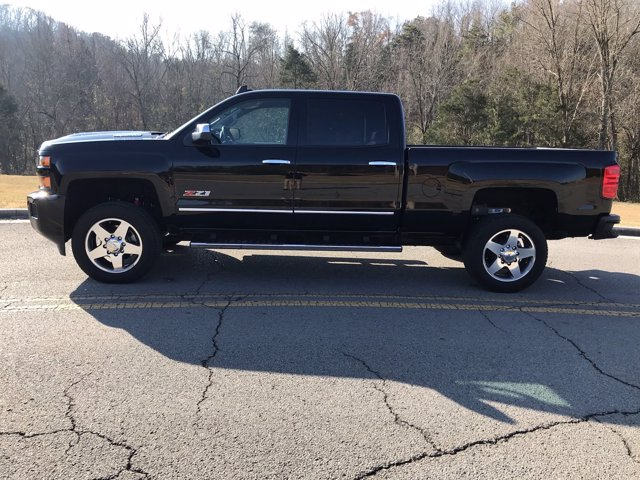 2018 Silverado 2500 Crew Cab 4x4,  Pickup #46883 - photo 4