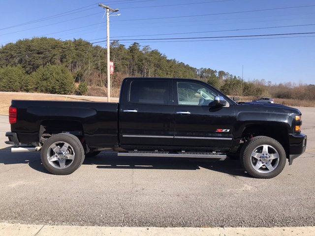 2018 Silverado 2500 Crew Cab 4x4,  Pickup #46883 - photo 6
