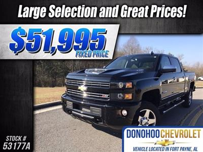 2018 Silverado 2500 Crew Cab 4x4,  Pickup #46883 - photo 34
