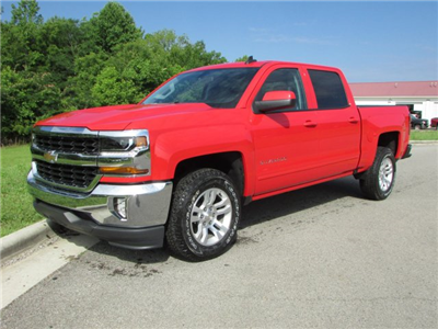 2018 Silverado 1500 Crew Cab 4x2,  Pickup #46915 - photo 3