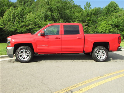 2018 Silverado 1500 Crew Cab 4x2,  Pickup #46915 - photo 4