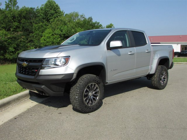 2018 Colorado Crew Cab 4x4,  Pickup #46955 - photo 3