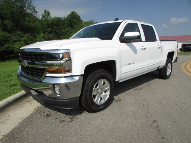 2018 Silverado 1500 Crew Cab 4x2,  Pickup #46978 - photo 3