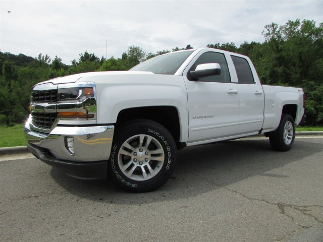2018 Silverado 1500 Double Cab 4x4,  Pickup #46986 - photo 2