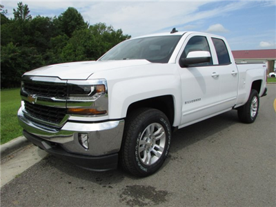 2018 Silverado 1500 Double Cab 4x4,  Pickup #46986 - photo 3