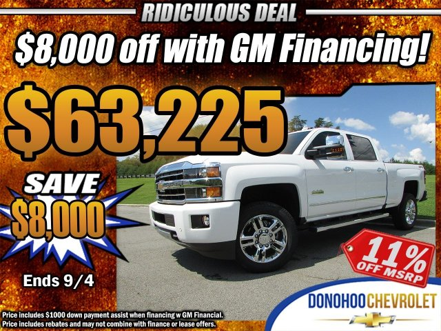 2019 Silverado 2500 Crew Cab 4x4,  Pickup #47007 - photo 35
