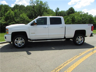 2019 Silverado 2500 Crew Cab 4x4,  Pickup #47007 - photo 4