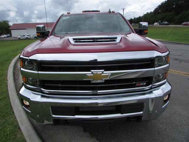2018 Silverado 2500 Crew Cab 4x4,  Pickup #47121 - photo 9