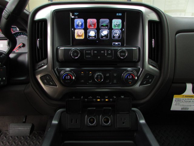 2018 Silverado 2500 Crew Cab 4x4,  Pickup #47121 - photo 26