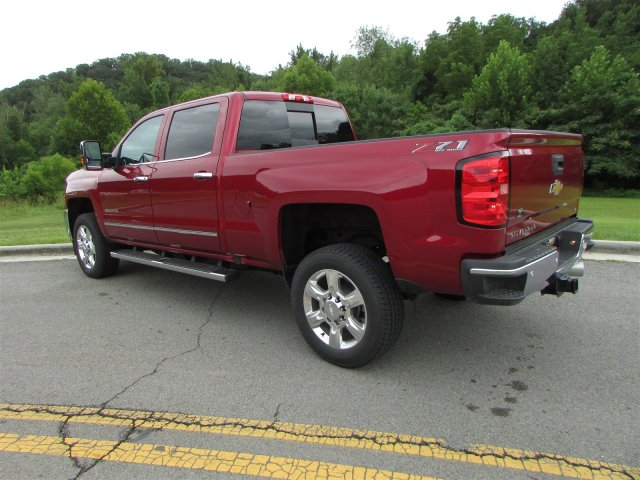2018 Silverado 2500 Crew Cab 4x4,  Pickup #47121 - photo 2