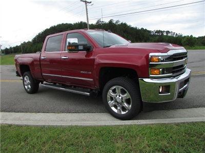 2018 Silverado 2500 Crew Cab 4x4,  Pickup #47121 - photo 8
